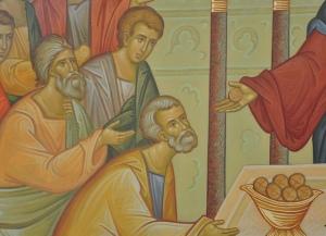 Apostles First Eucharist